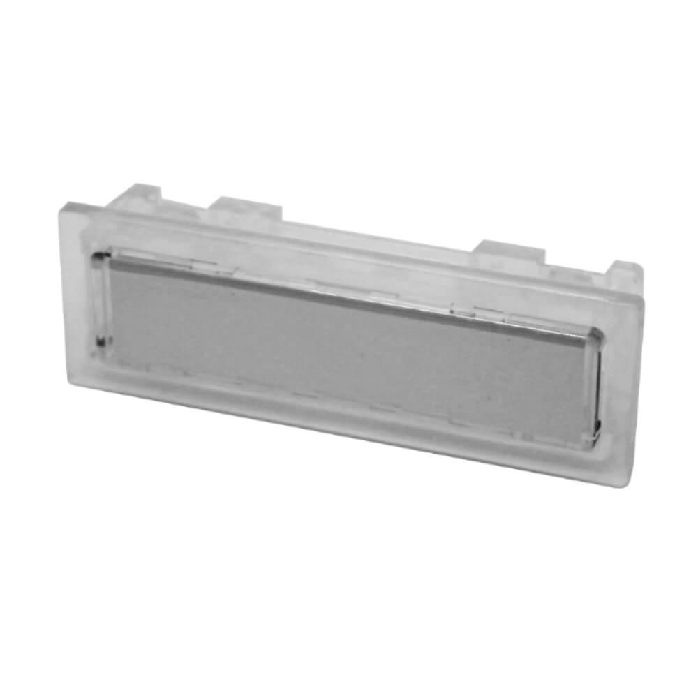 Klingeltaster aus Kunststoff farblos NT1303